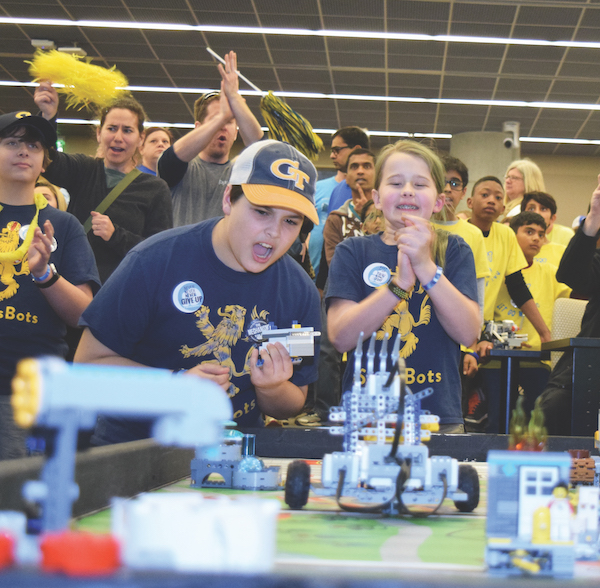 Georgia FIRST Lego League